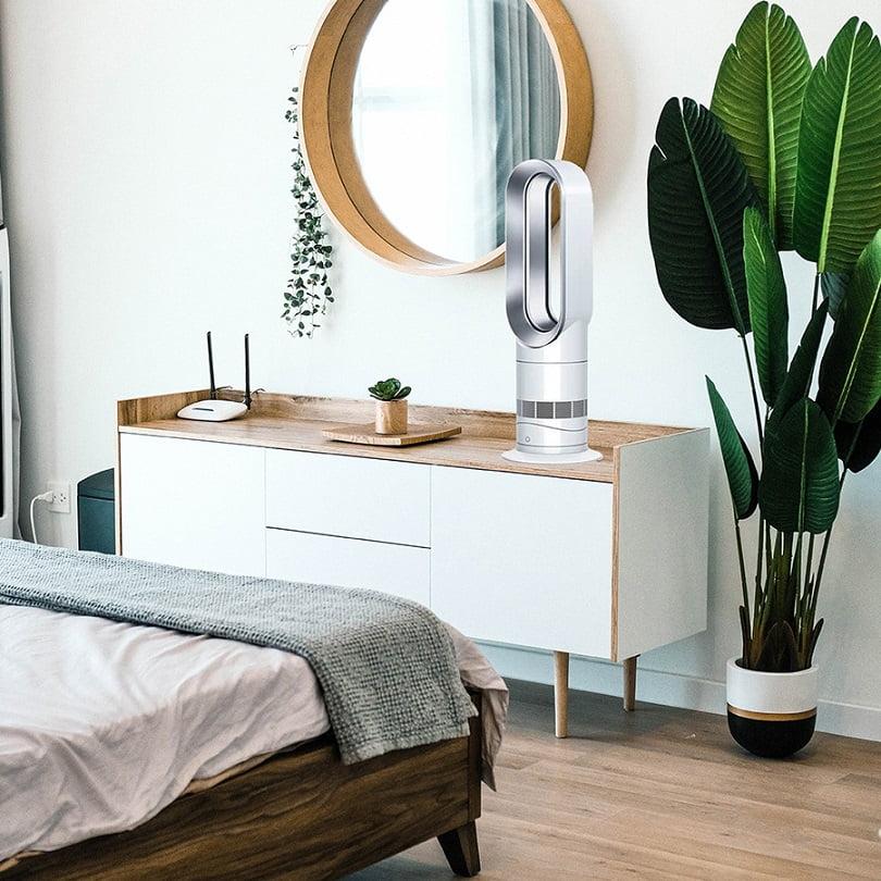 Les ventialteurs les plus adaptés aux chambres