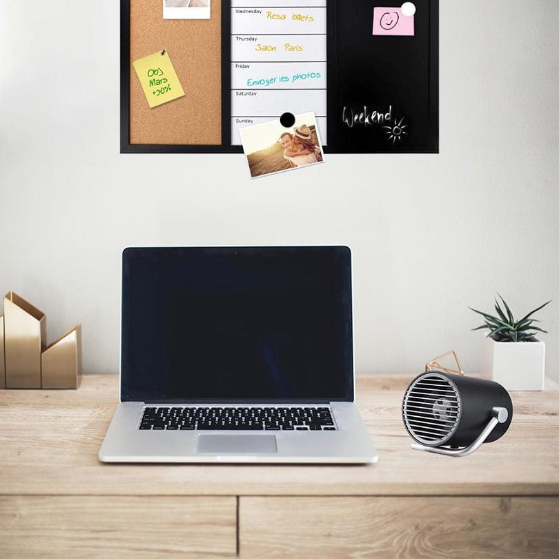 Les ventilateurs les plus adaptés pour utiliser dans un bureau