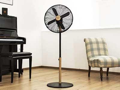 Les meilleurs ventilateurs sur pied