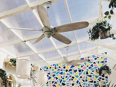 Comparateur des meilleurs ventilateurs de plafond
