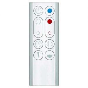la télécommande pour controler le ventilateur chauffage dyson am09