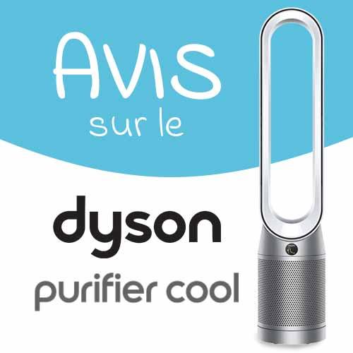 Ventilateur purificateur d'air Dyson Purifier Cool