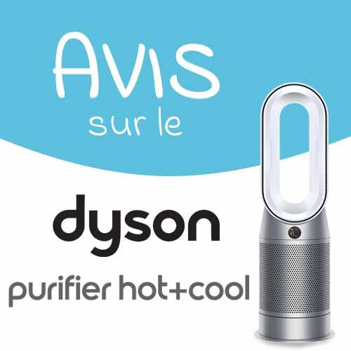 Ventilateur chauffage Dyson Purifier hot+cool