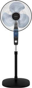 Ventilateur sur pied Rowenta Essential+ anti-moustique VU4420F0