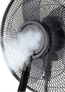 Ventilateur brumisateur TAURUS