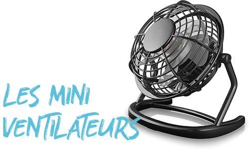 Guide et selction des meilleurs mini-ventilateurs